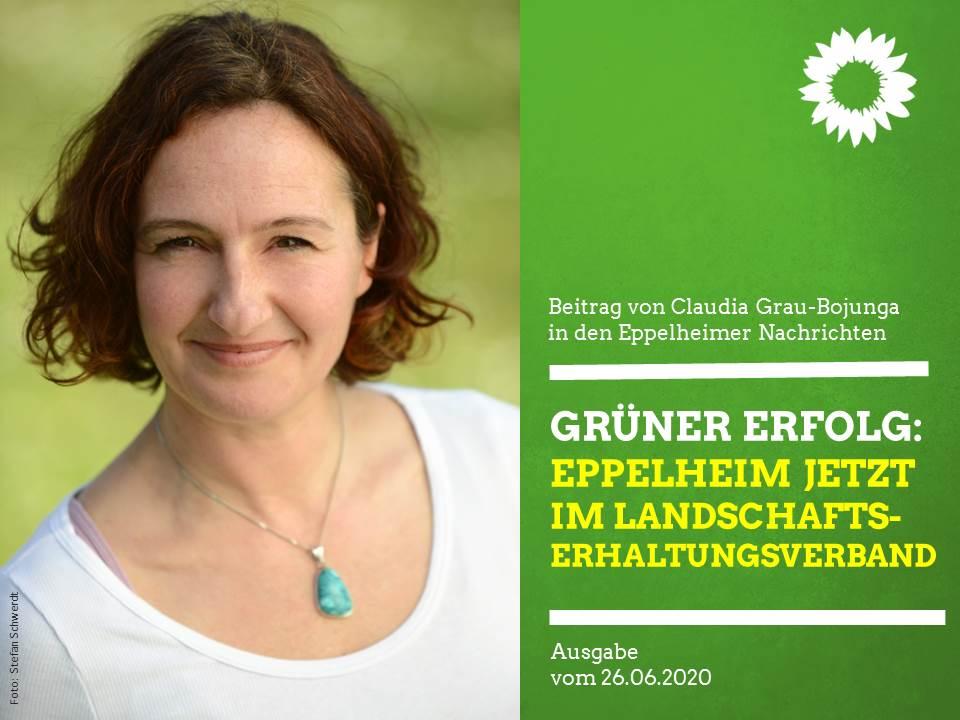 Grüner Erfolg: Eppelheim jetzt im Landschaftserhaltungsverband