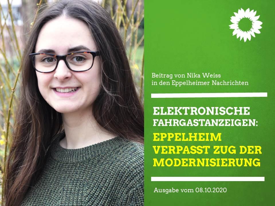 Elektronische Fahrgastanzeigen: Eppelheim verpasst den Zug der Modernisierung