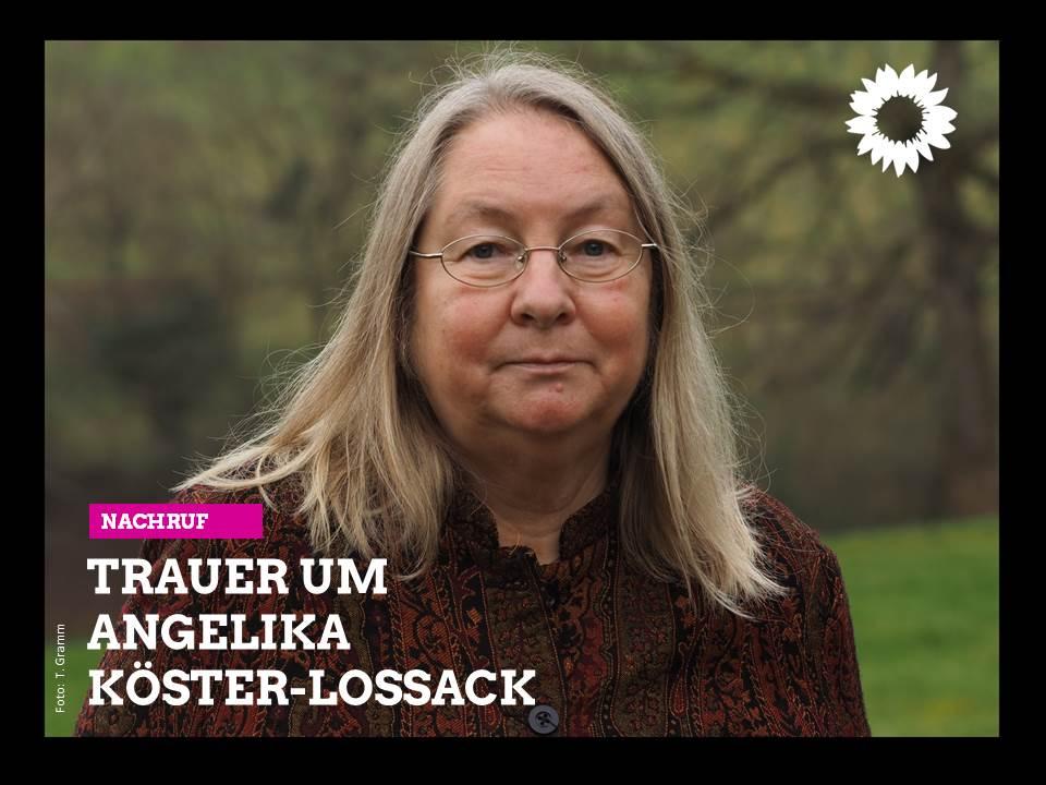 Dr. Angelika Köster-Loßack  †