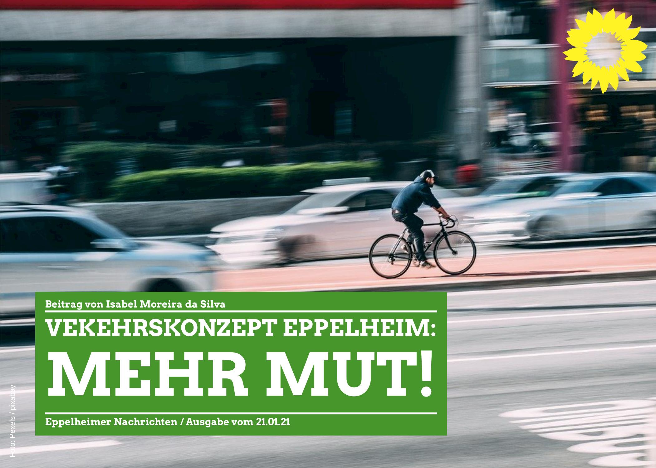 Verkehrskonzept Eppelheim: Mehr Mut!