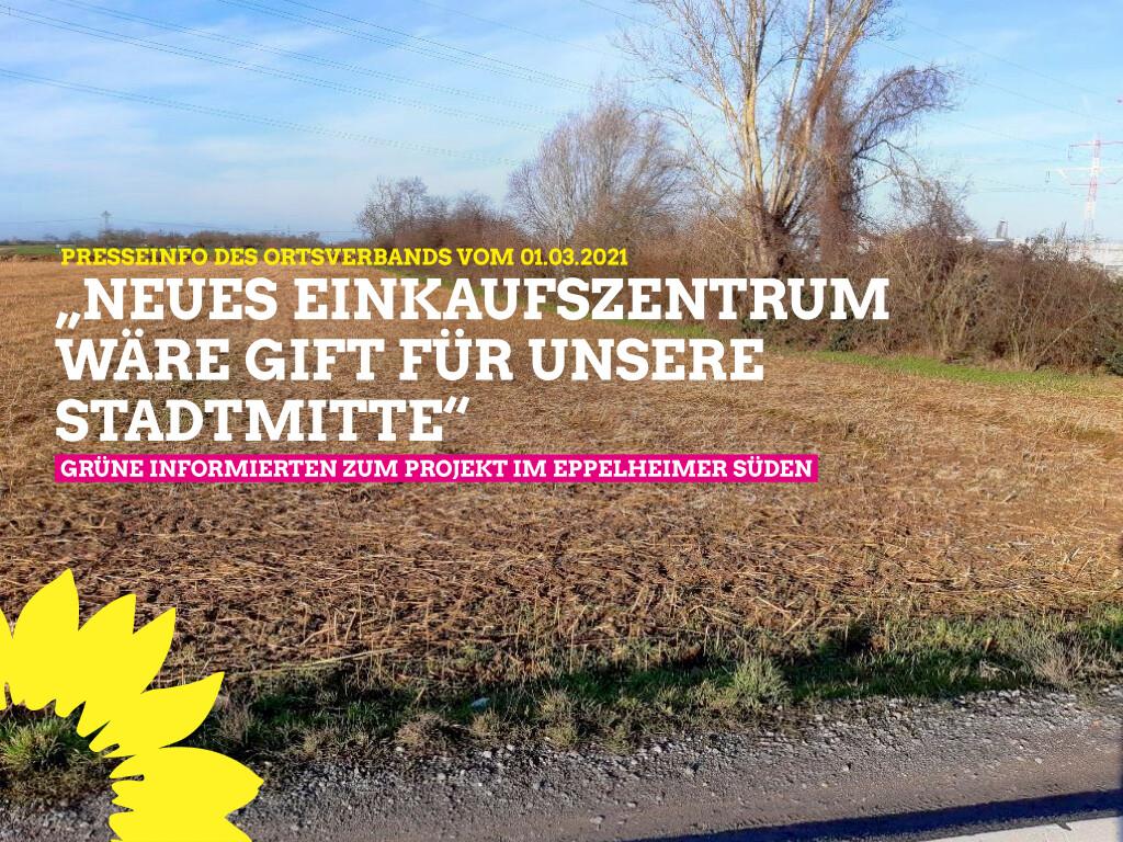 """""""Neues Einkaufszentrum wäre Gift für unsere Stadtmitte"""""""
