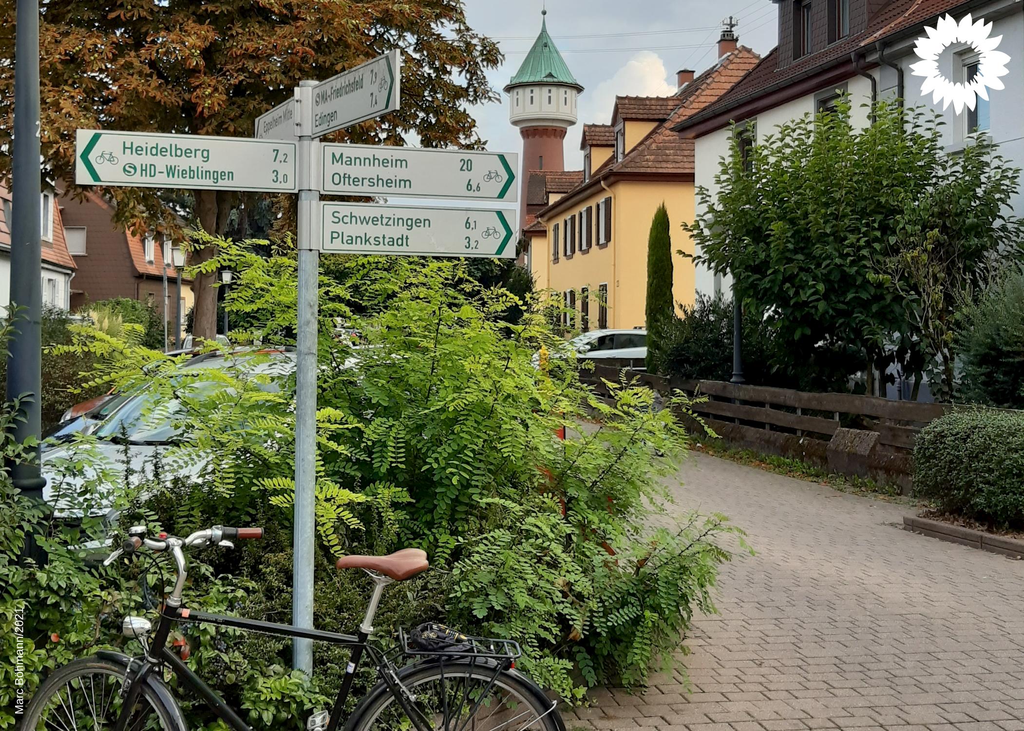 Grüne nehmen wieder an Stadtradeln-Aktion teil