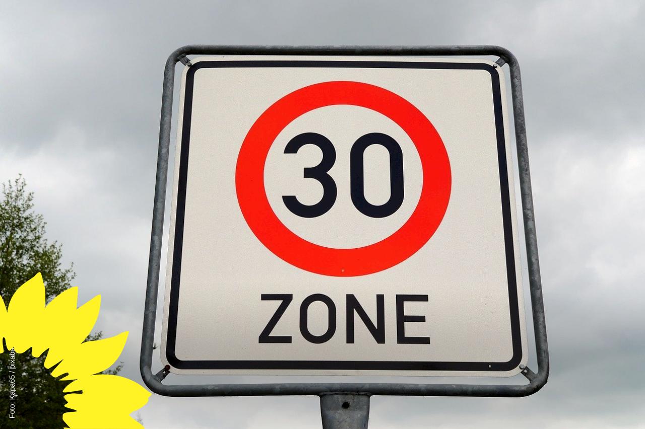 Rudolf-Wild-Straße: Tempo 30 kommt, Brummis bleiben?