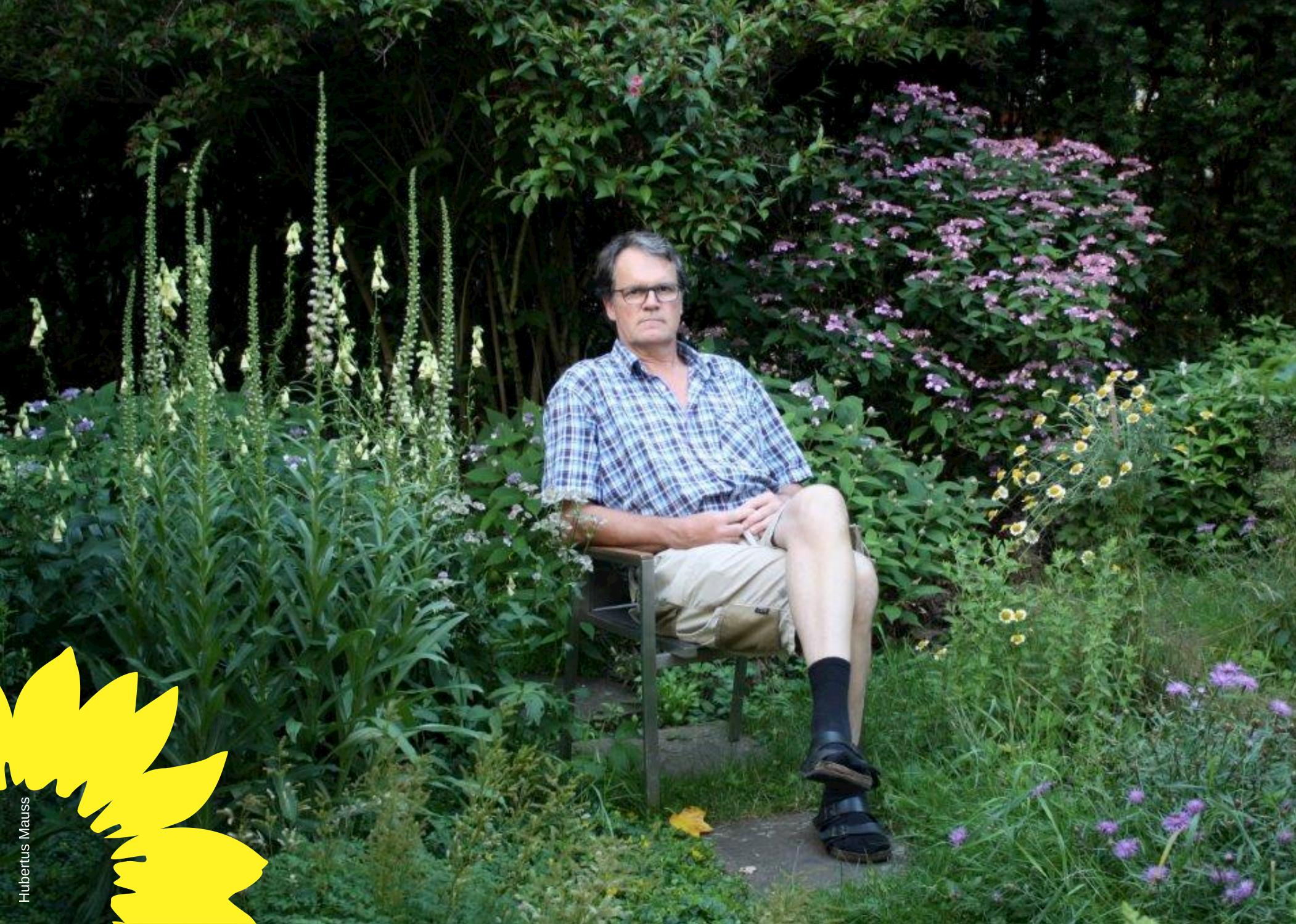 Naturnahe Gärten bieten Heimat für Mensch und Tier
