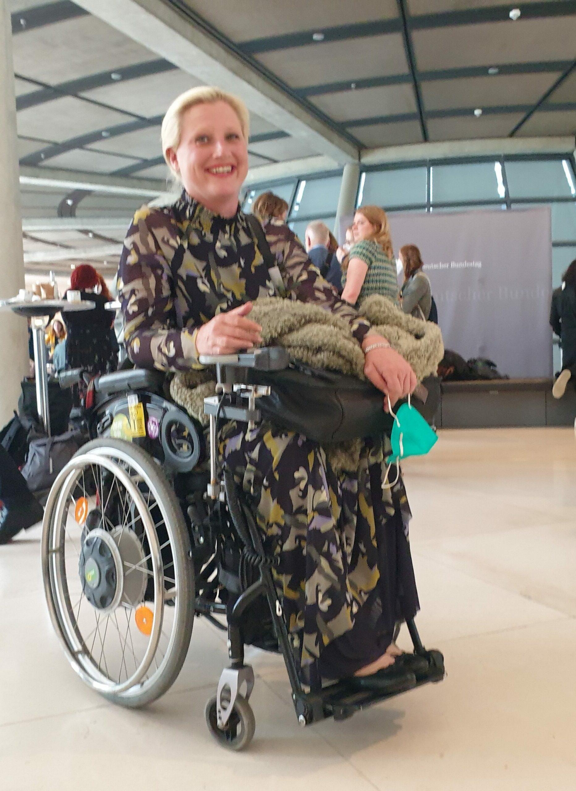 Grüne gratulieren Stephanie Aeffner zum Einzug in den Bundestag